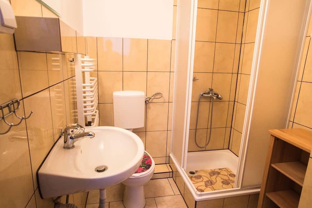 Чотиримісний номер, приватна ванна (3) - Ванна кімната