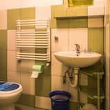 Чотиримісний номер, приватна ванна (1) - Ванна кімната