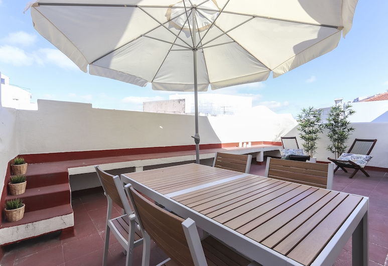 Marques Panoramic by Homing, Lissabon, Terrasse/patio