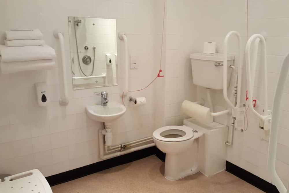 ダブルルーム バリアフリー - バスルーム