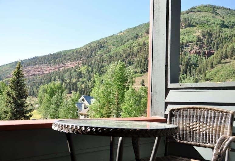 Telluride Lodge 512 2 Bedroom Condo, Telluride, Mieszkanie, 2 sypialnie, Z widokiem na góry