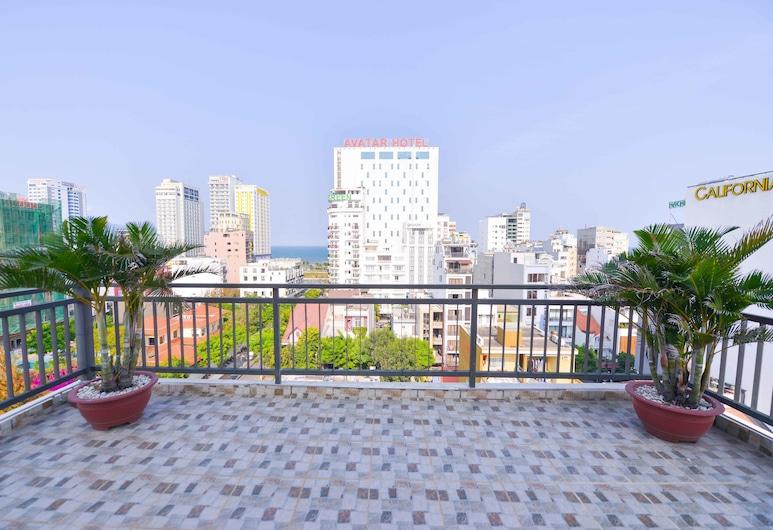 真誠公寓飯店, 峴港, 露台