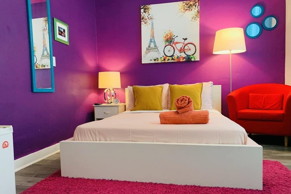 Double Room, 1 Queen Bed, Balcony - Guest Room