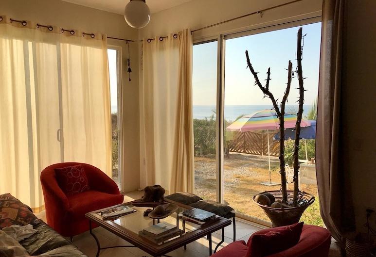 Casa del Mar, Puerto Escondido, Sala de estar