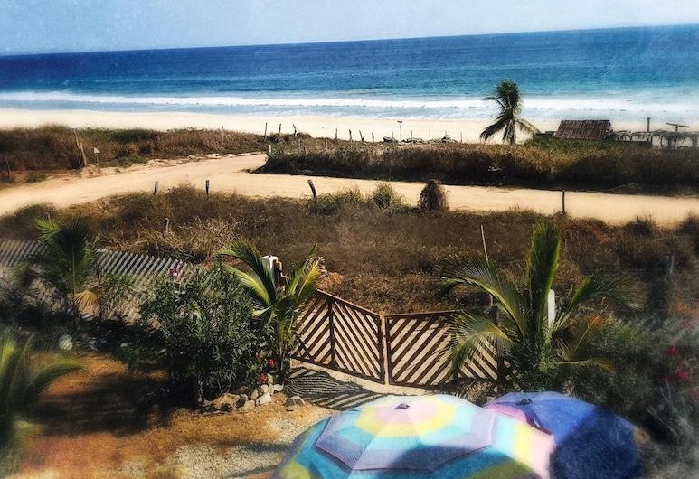 Casa del Mar, Пуерто-Ескондідо, Пляж