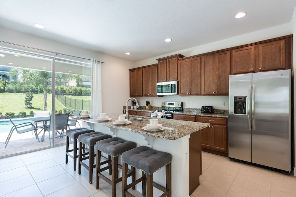 New House, Near Disney, Private Pool, Kissimmee