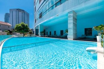 A(z) DIC Star Landmark hotel fényképe itt: Vung Tau