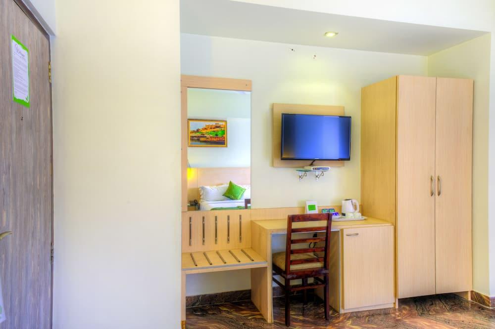 Executive-Zimmer, 1 großes Einzelbett - Wohnbereich