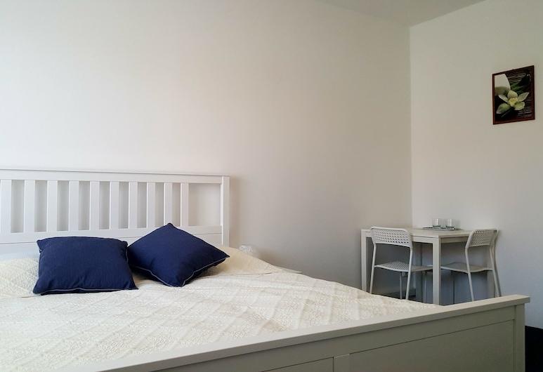 Penzion Arti, Praha, Ekonominės klasės dvivietis kambarys, bendras vonios kambarys, Svečių kambarys
