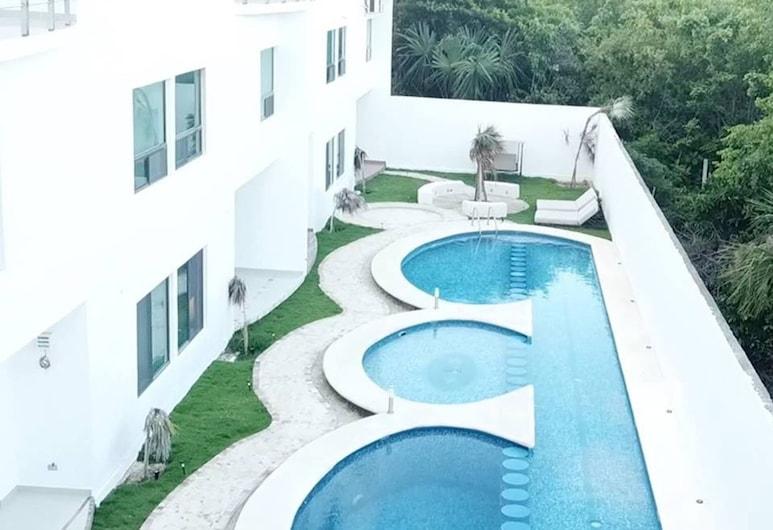 Apartamento 1, Cancun