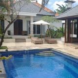 Villa, 2Schlafzimmer, eigener Pool - Terrasse/Patio