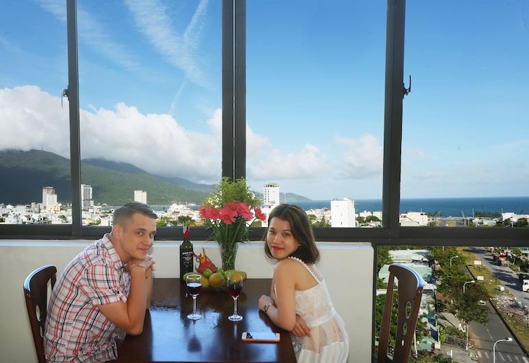 Son Tra Green, Da Nang, Deluxe Room, Sea View, Balcony