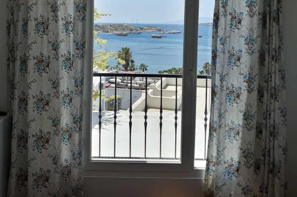 Tuba, vaade merele - Lõõgastumisala