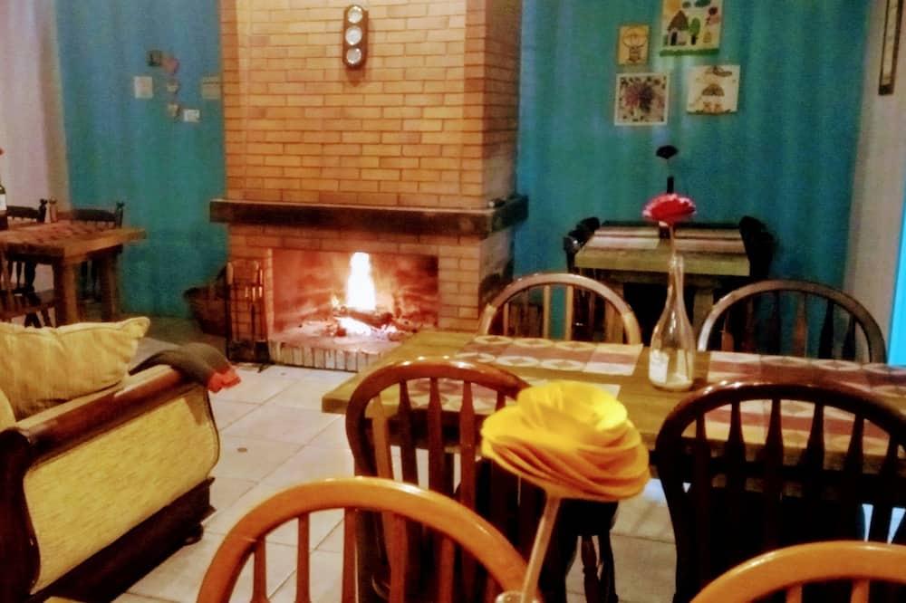 Kamar Quadruple Klasik, Beberapa Tempat Tidur, non-smoking - Area Keluarga
