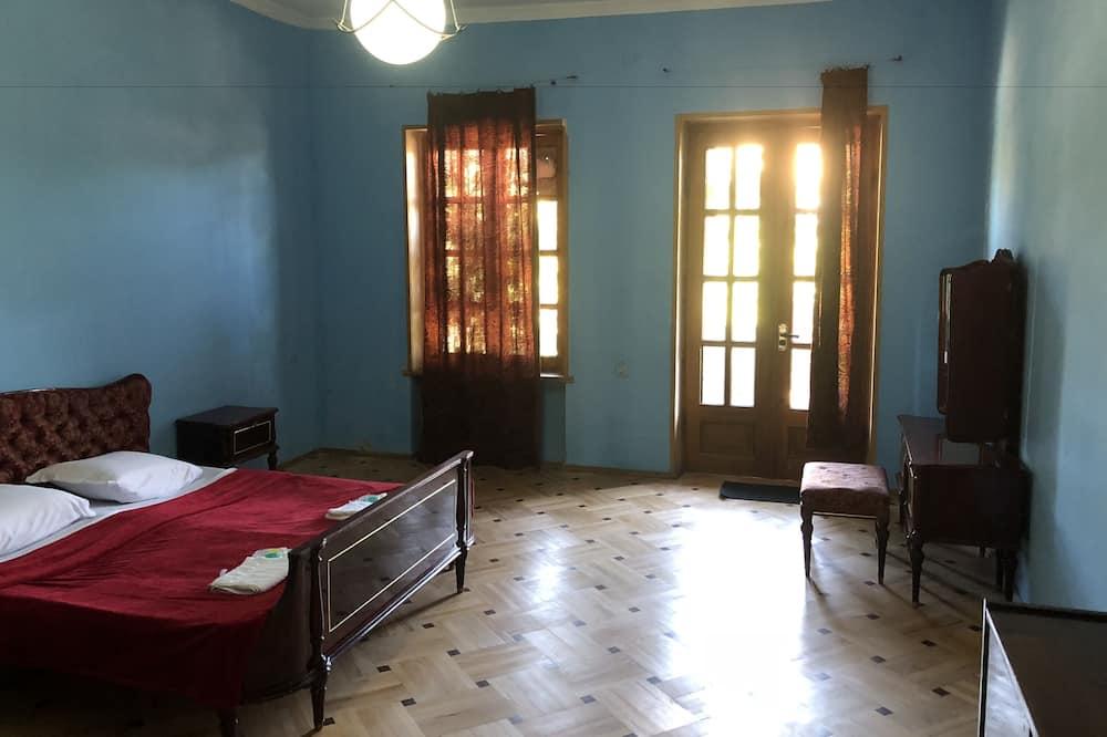 Kamar Quadruple Keluarga, beberapa kamar, balkon - Area Keluarga