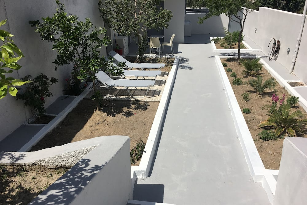 Appartement Supérieur, vue jardin (Niabelo Villa 1) - Balcon