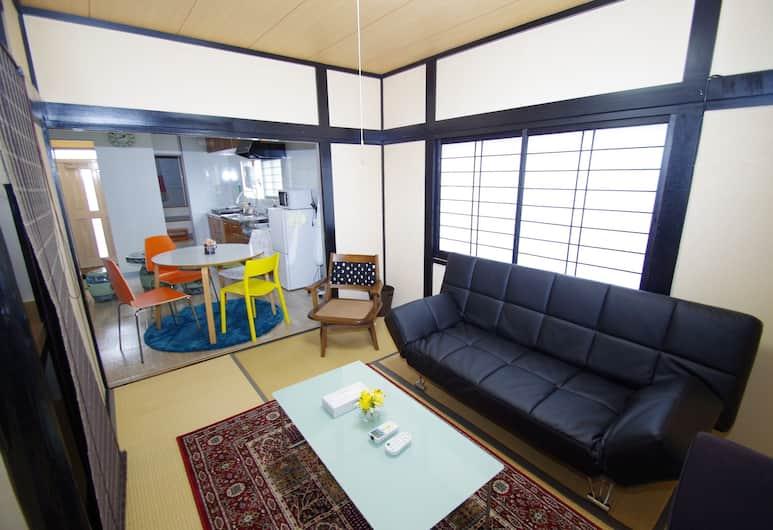 Kyonoya Tofukuji, Kyoto, Private Vacation Home, Living Room