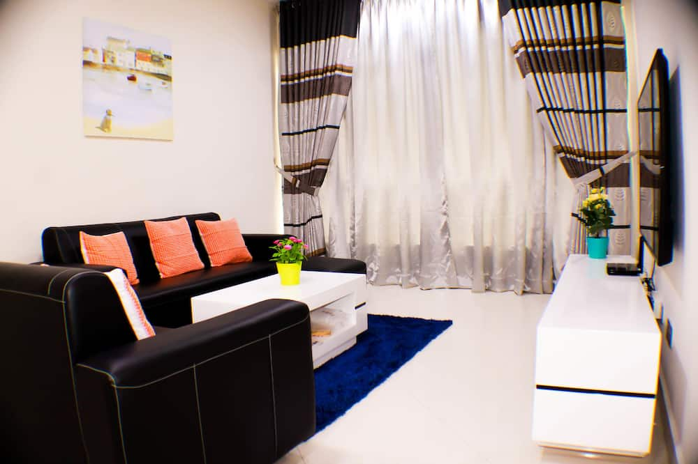 Family Apartment, 3 Bedrooms, Non Smoking, City View - Bilik Rehat