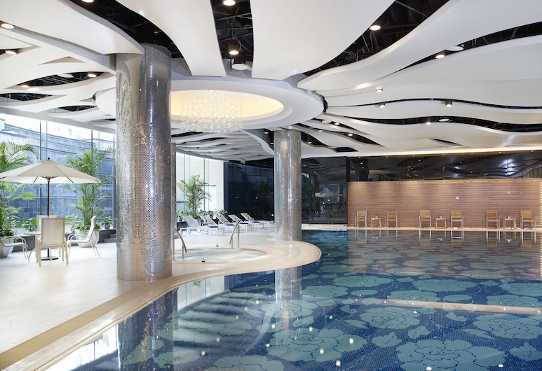 Four Points by Sheraton Beijing, Haidian, בייג'ינג, מתקני כושר