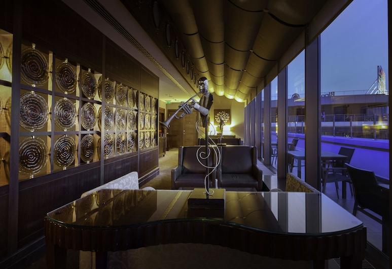 Titanic City Taksim, İstanbul, Otel Dinlenme Salonu