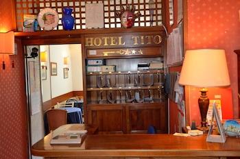A(z) Hotel Da Tito hotel fényképe itt: Mestre