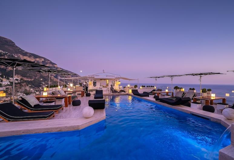 Hotel Villa Franca, Positano, Pool