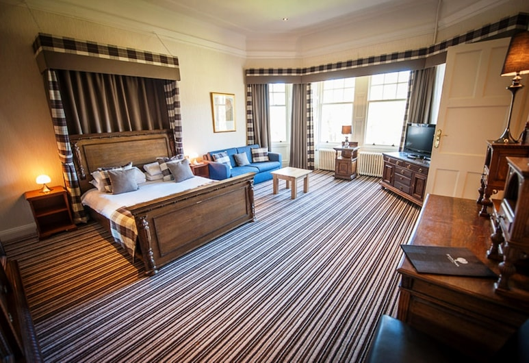 Savoy Park Hotel, Ayr, Executive Double Room Single Use, Guest Room