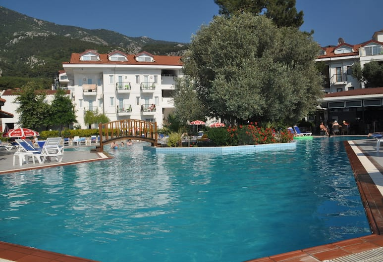 Sunshine Holiday Resort, Fethiye, Açık Yüzme Havuzu