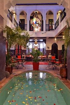 Foto del Riad La Porte Rouge en Marrakech