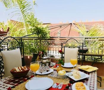 Picture of Riad La Porte Rouge in Marrakech