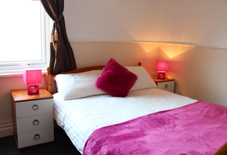 Moray House Hotel, Blackpool, Guest Room