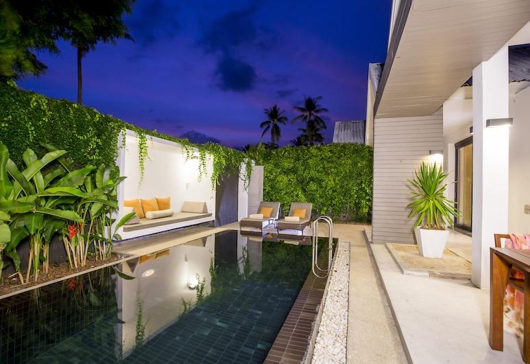 X2 Koh Samui – A Spa Retreat, Koh Samui, Family Pool Villa (Free spa treatments), Udendørs pool