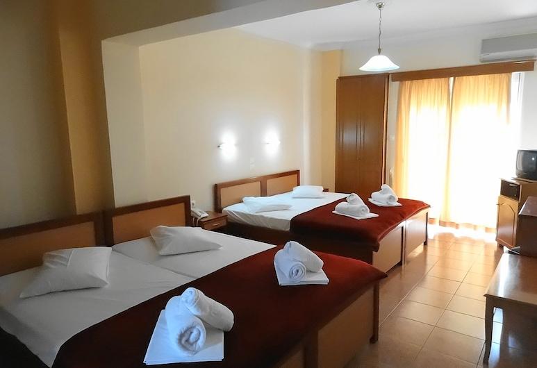 Faros 2 Hotel, Piraeus, Phòng 3, Phòng