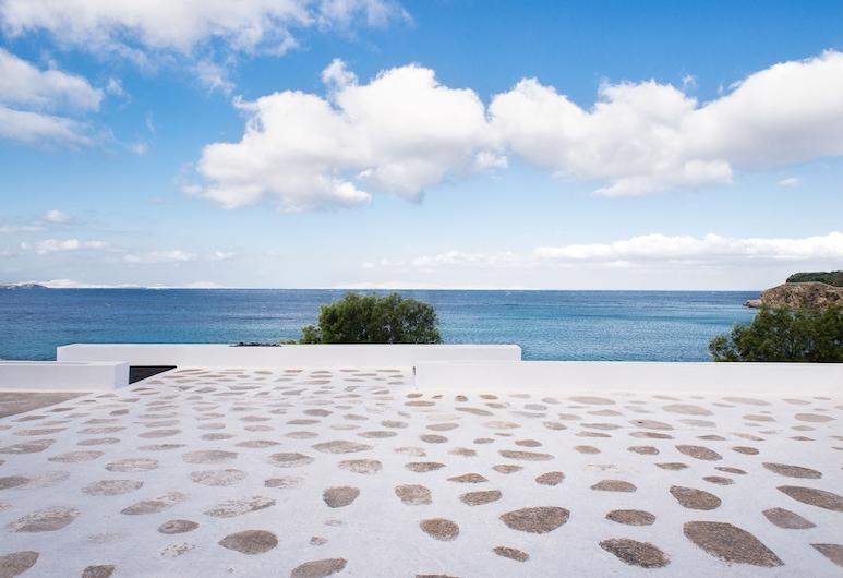 Alkistis Hotel Mykonos - Adult Only, Míkonos, Terraza o patio