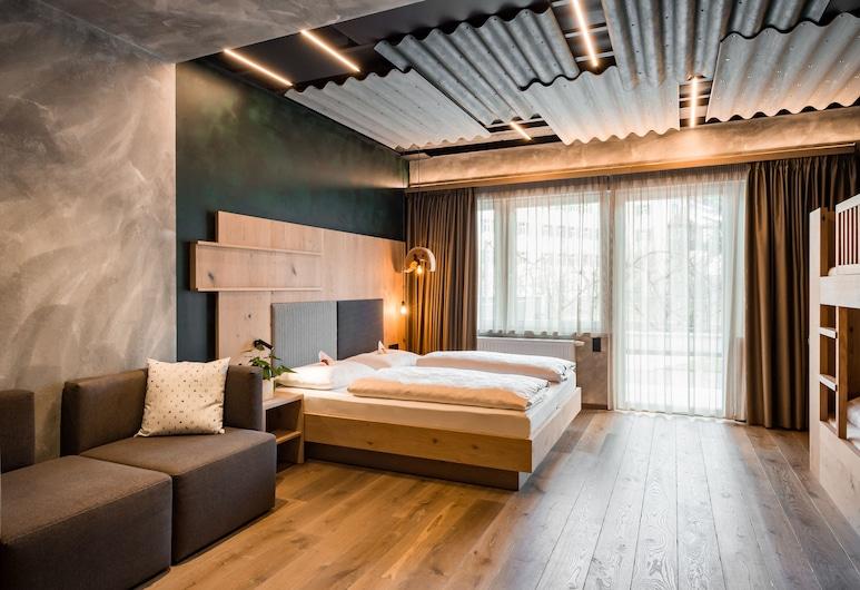 Hotel KRONE - eat, drink, stay, Bressanone, Comfort - kahden hengen huone, Vuoristonäköala, Vierashuone