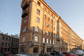 Nuotrauka: Kvartapart on Griboedova 50, Sankt Peterburgas