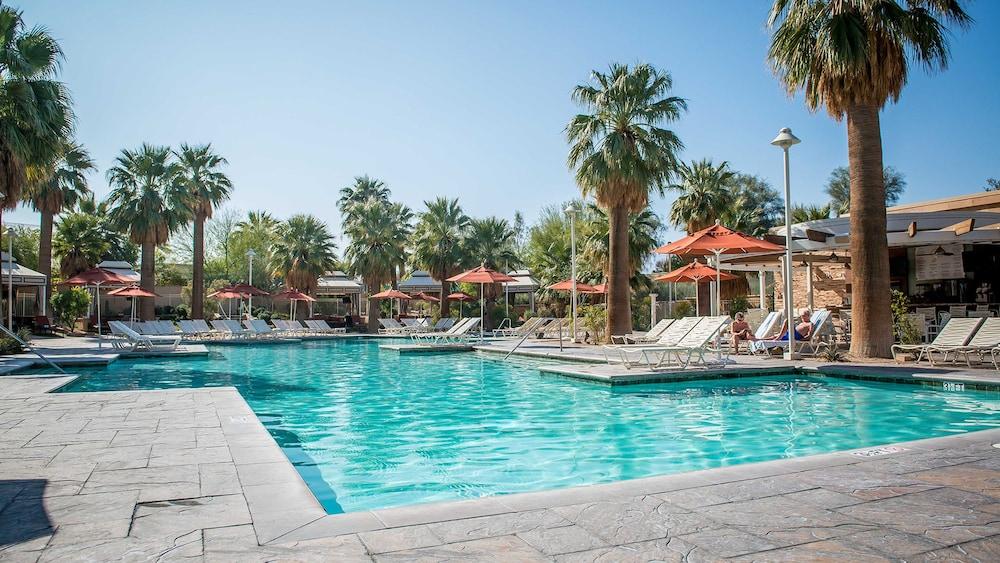 Agua Caliente Resort Spa Rancho Mirage Outdoor Pool