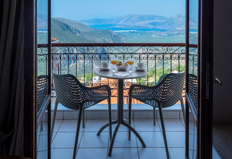 Fedriades Delphi Hotel, Delphi, Double or Twin Room (Panoramic View), Guest Room