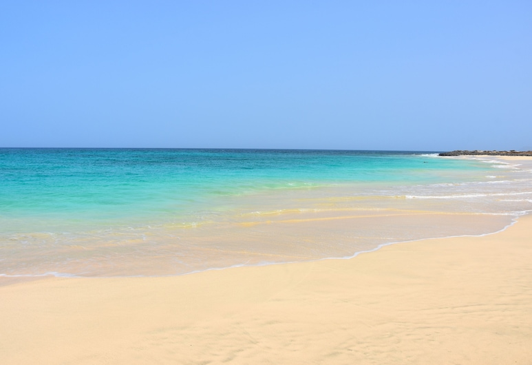 VOI Vila do Farol Resort - All Inclusive, Sal, Beach