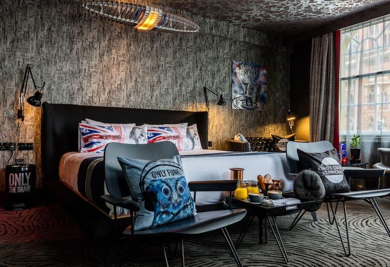 梅加洛酒店, 倫敦