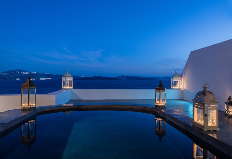 Andronis Luxury Suites, Santorini, Suite (Pythia), Guest Room View