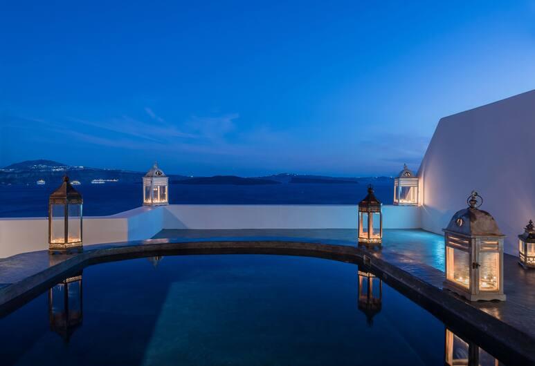 Andronis Luxury Suites, Santorini, Suite (Pythia), Guest Room View
