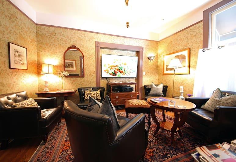 Monte Cristo Inn, San Francisco, Lobby