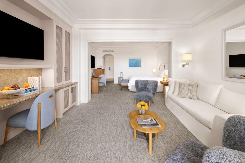 Terrace Studio - Living Area