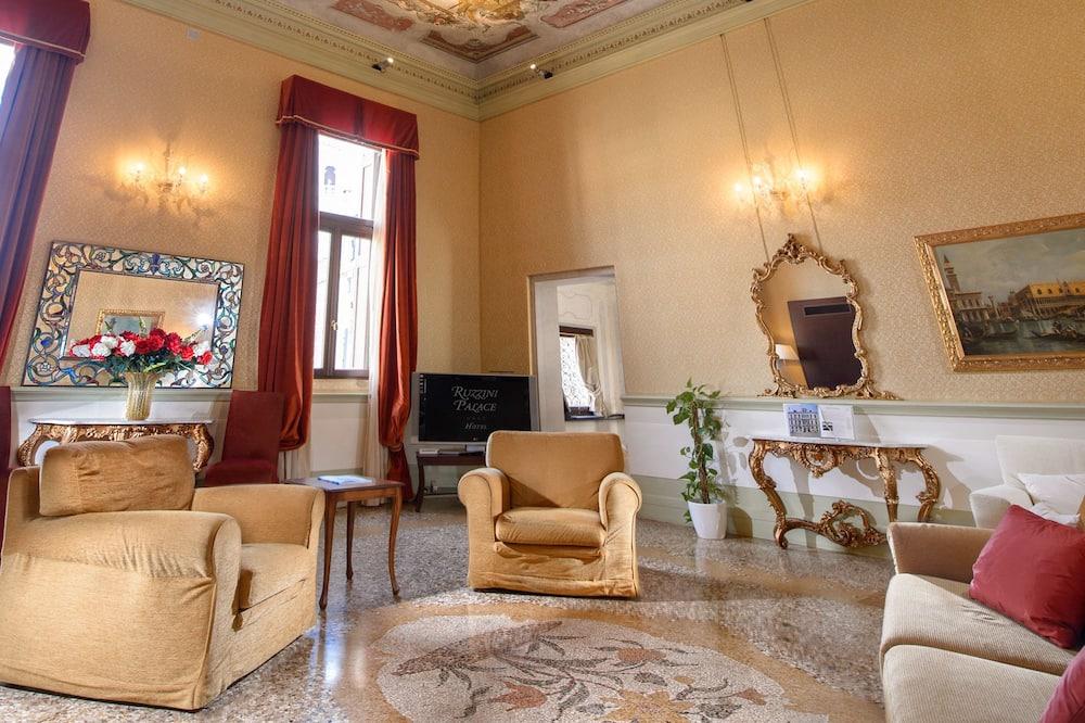 Apartament typu Royal Suite - Powierzchnia mieszkalna