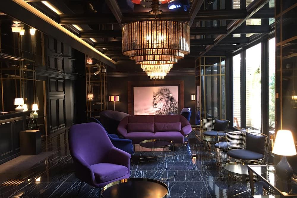 Лаунж в отеле