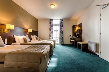 Lourdes bölgesindeki Hotel Croix des Bretons resmi