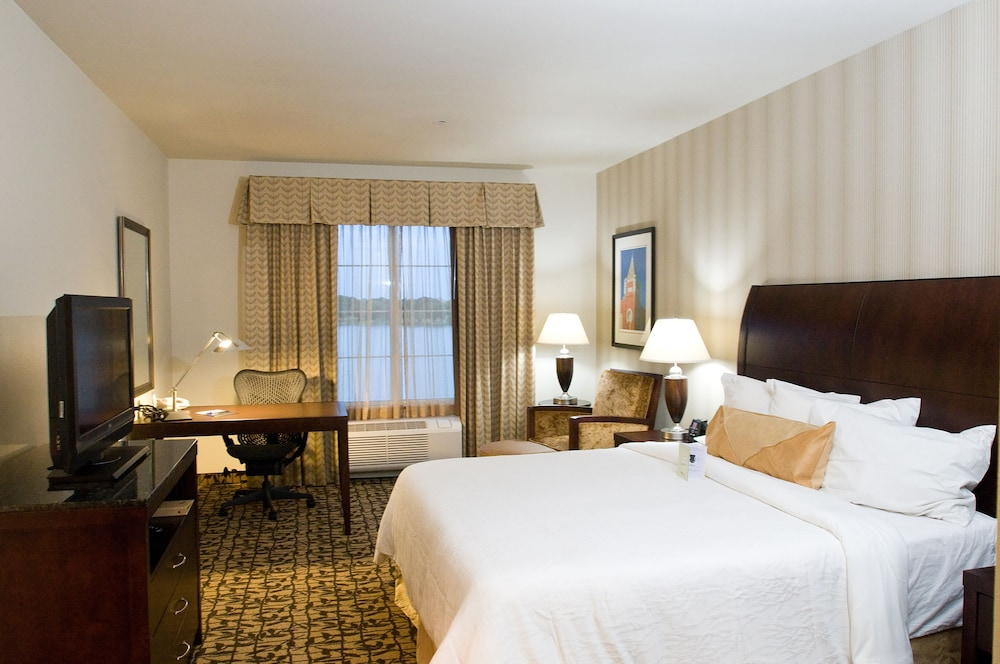 Hilton Garden Inn Granbury, Granbury, King Evolution Room, Guest Room