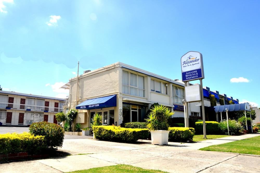 Alexander Motor Inn & Apartments, Essendon