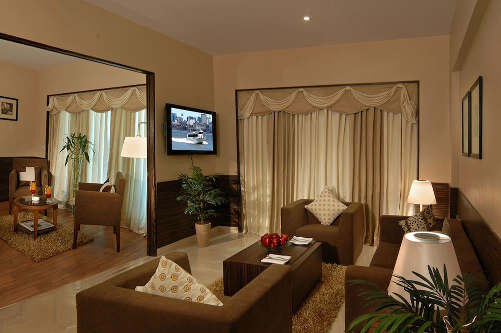 Premium Suite (Suite) - Living Area